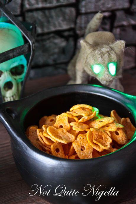 halloween food recipes