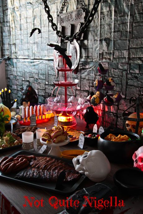 halloween food recipes