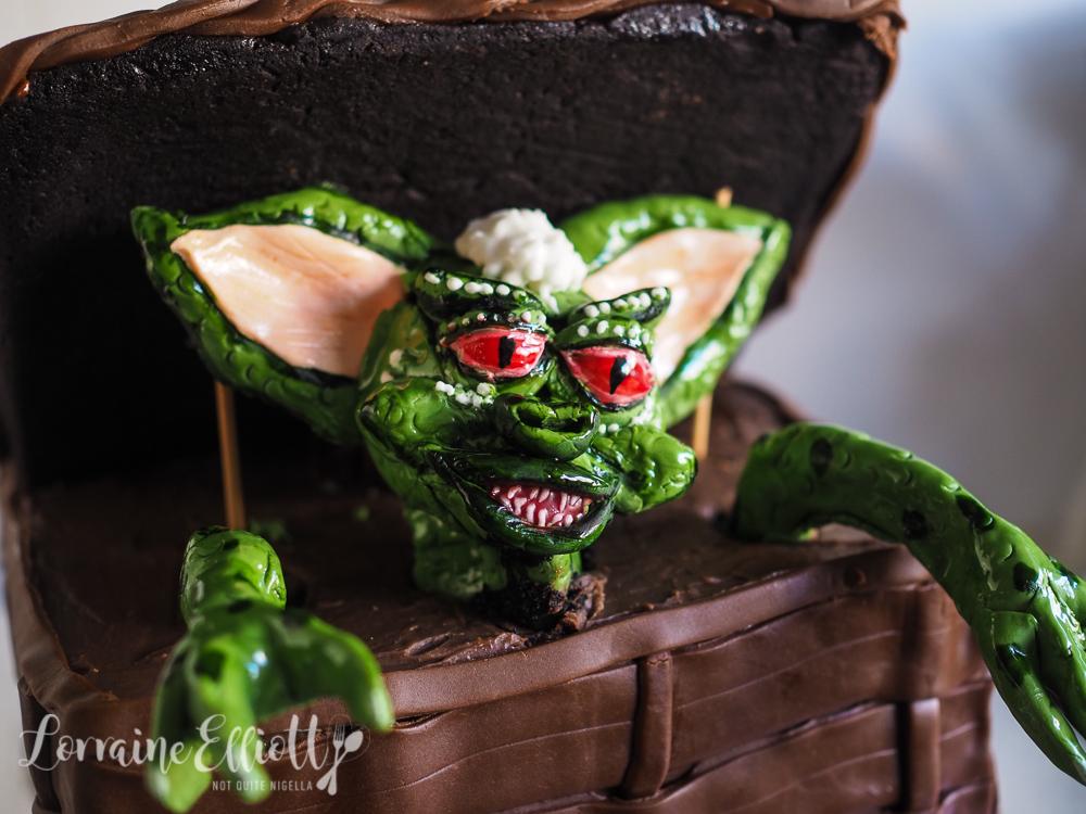 Gremlins Cake Halloween