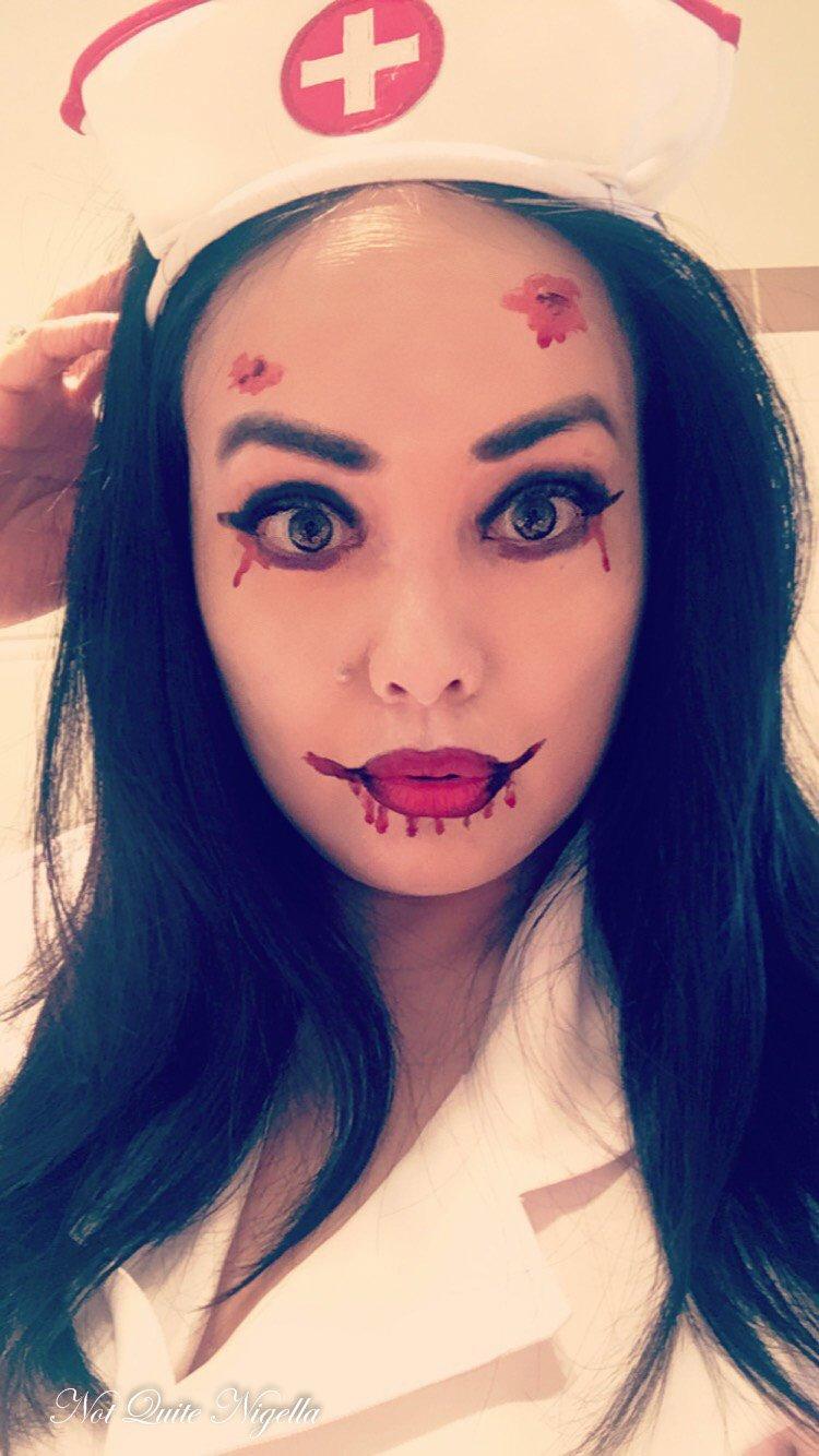 Halloween Hospital Themed Party