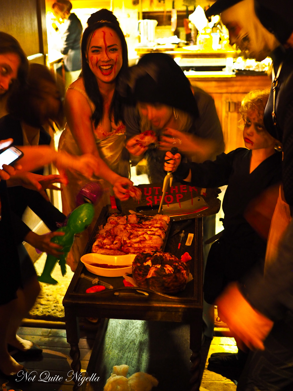 Halloween Party Tips Recipes