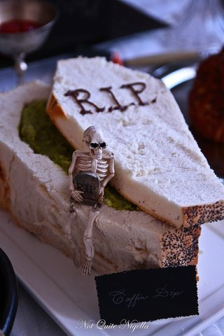 halloween themed food