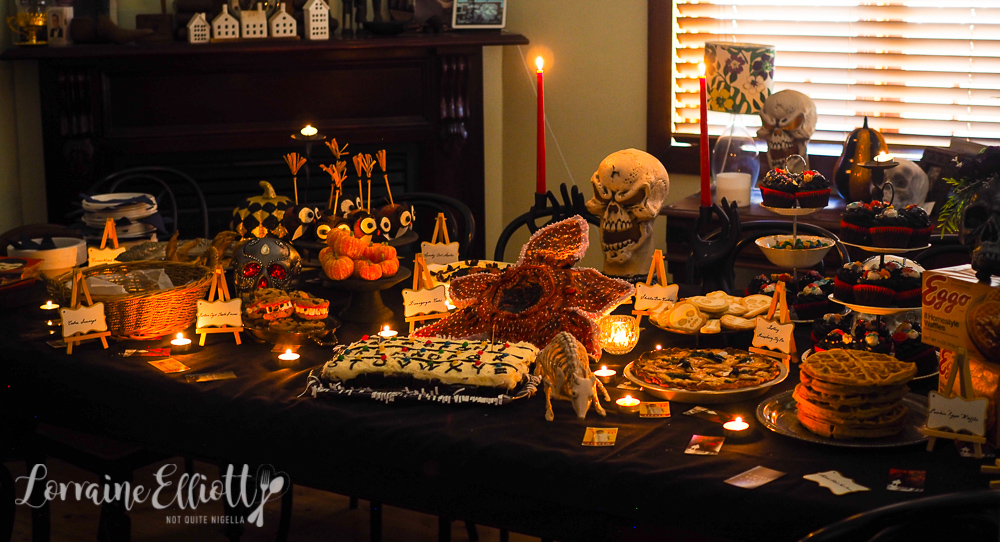 Halloween food ideas fun tasty
