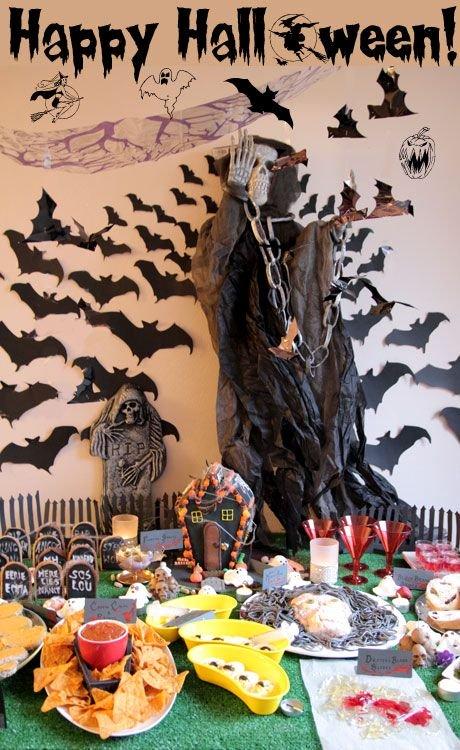 NQN's Wonderfully Wicked Hallowe'en Party!