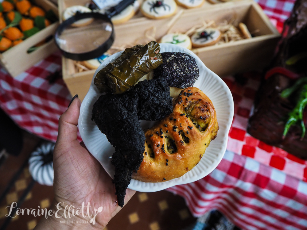 Halloween Party Picnic Recipe Ideas