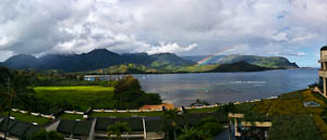 Going Slow in Hanalei, Kauai