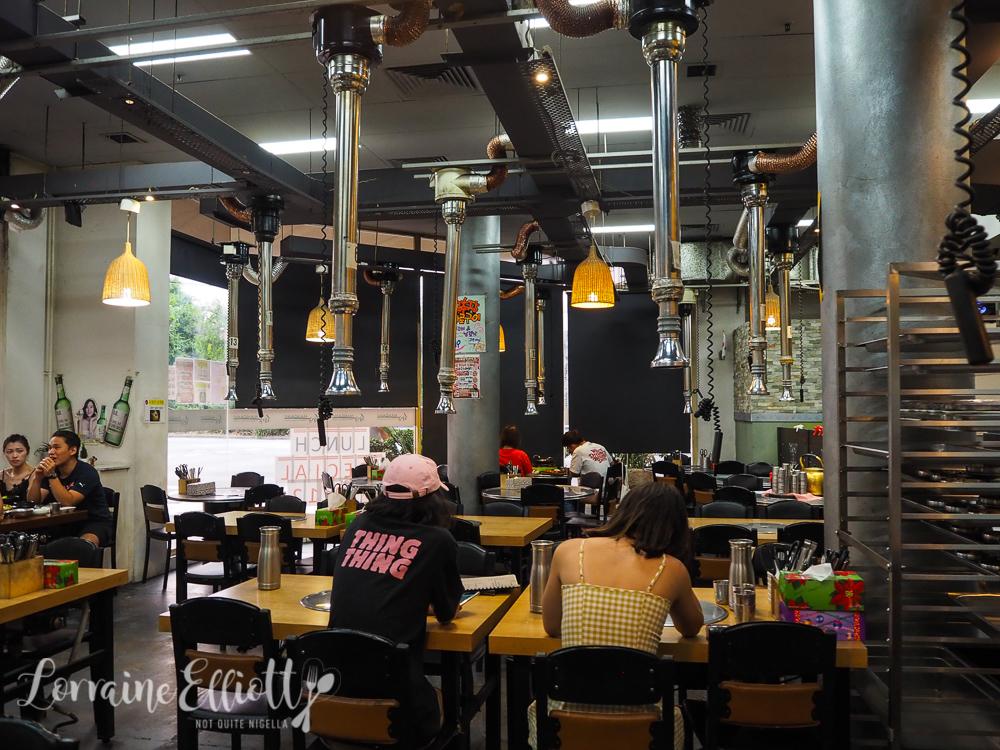 Hangang Korean BBQ, Strathfield