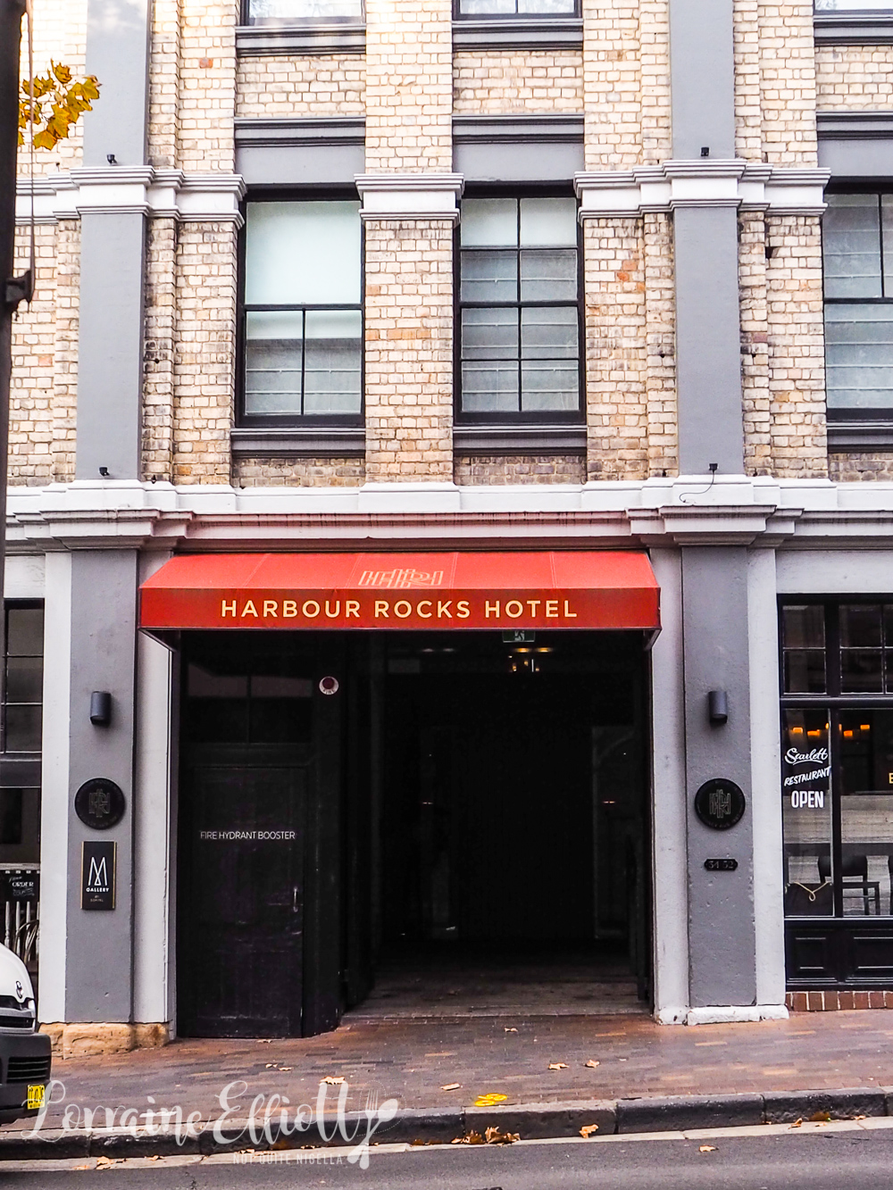 Harbour Rocks Hotel Review