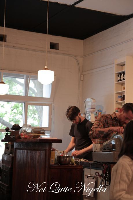 Hardware Societe & Captains of Industry: Laneway Breakfasting in Melbourne