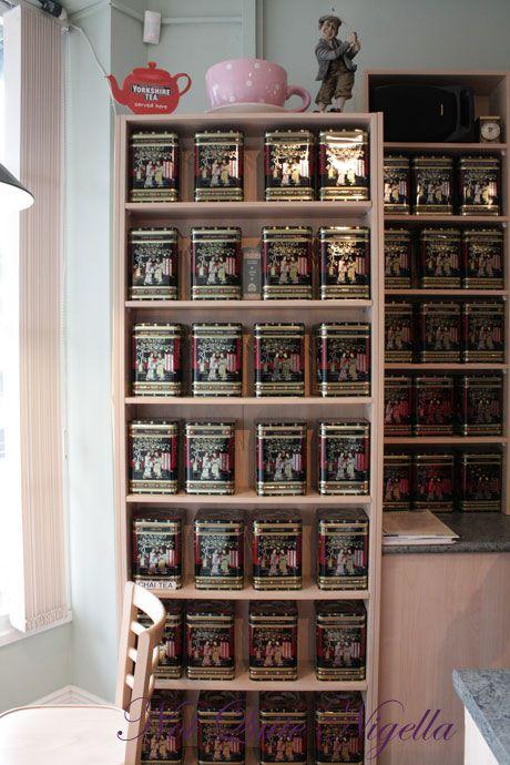 Harrogate Teas and Tea House, Pyrmont