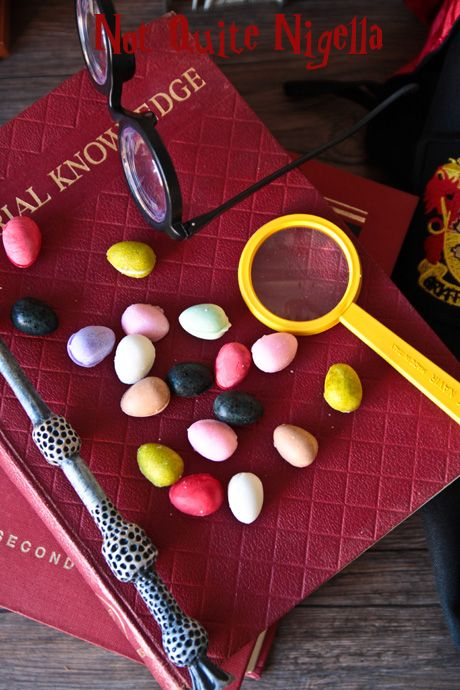 bertie botts jelly beans harry potter