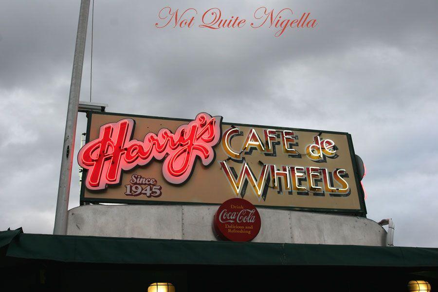 Harry's Cafe de Wheels at Wooloomooloo