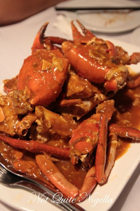 harrys singapore chilli crab