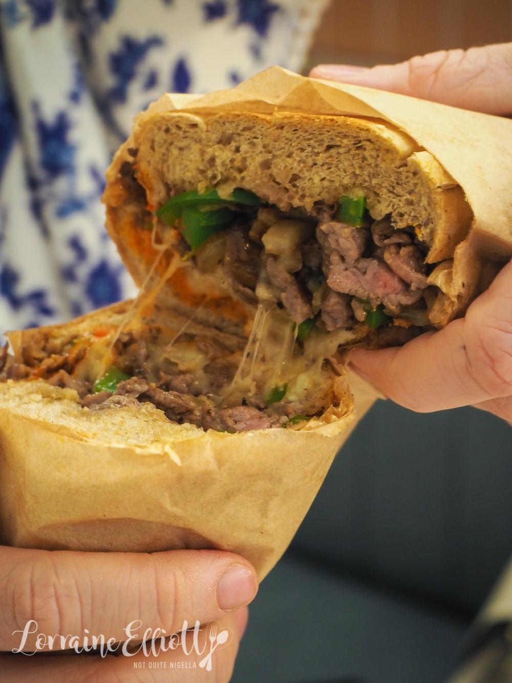 Harvey's Hot Sandwiches, Parramatta