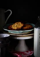 Havreflarn - Swedish Oatmeal Crisp Cookies