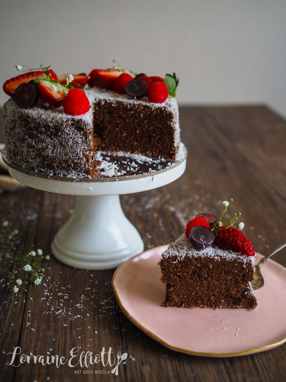 Easy Healthy Vegan Cake