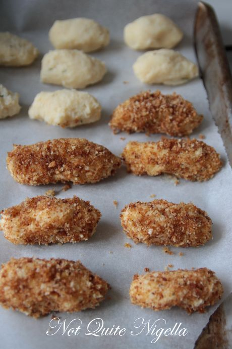 low fat croquettes