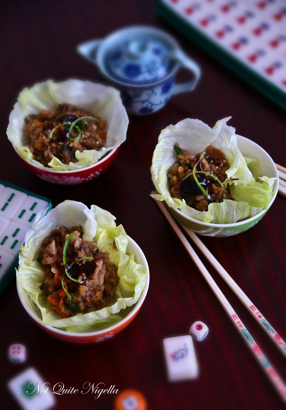 vegetarian sang choi bau