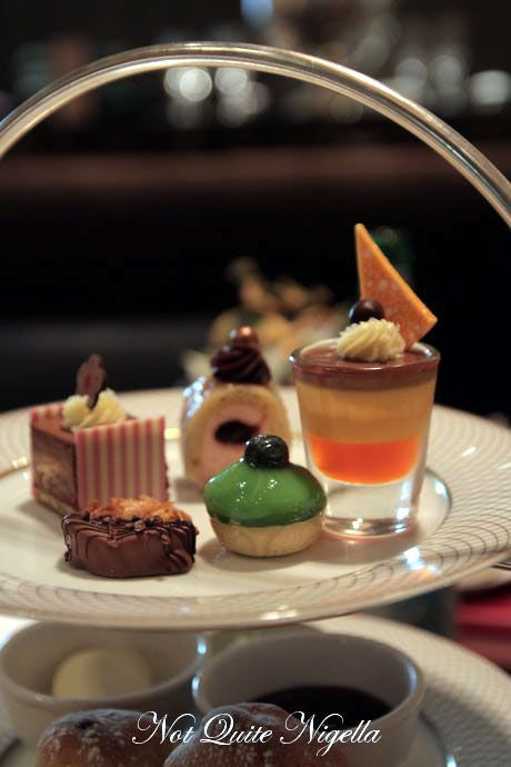 the langham afternoon tea