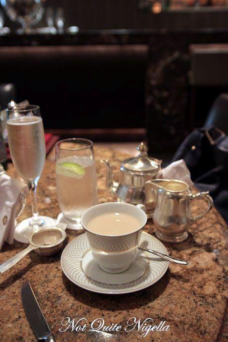 the langham afternoon tea