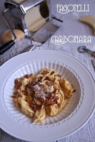 Heinz Beck's Fagotelli Carbonara