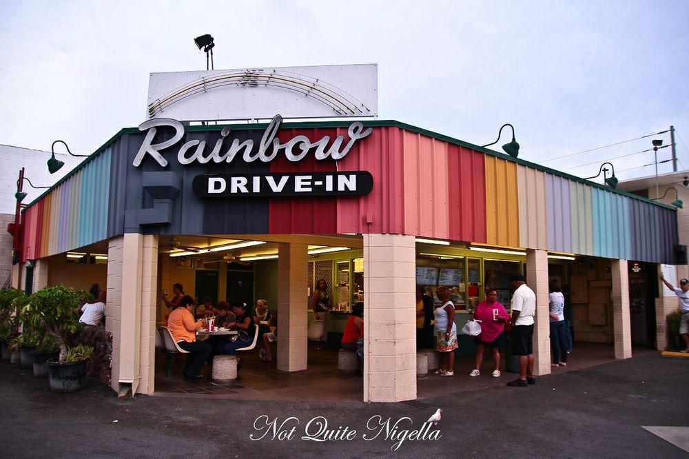 helenas hawaiian rainbow drive in