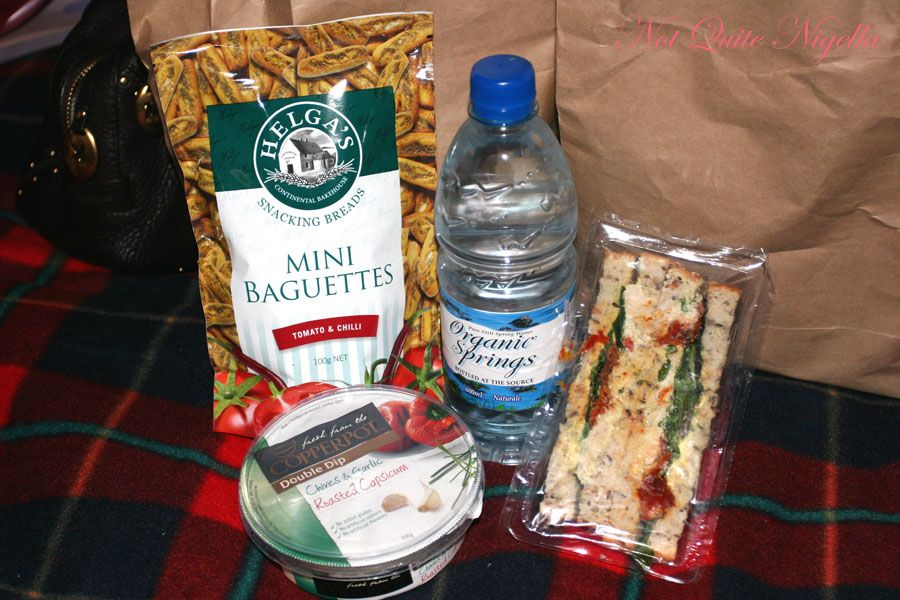 Helga's European Film festival with Picnic Pack-meat eaters