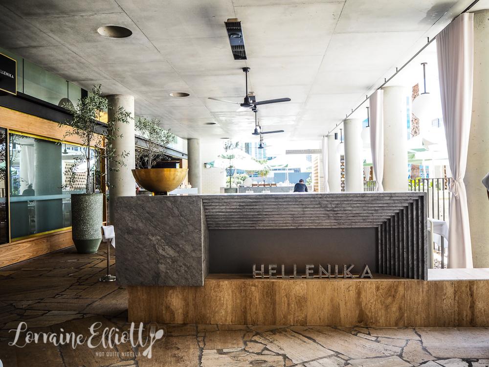 Hellenika, Brisbane review