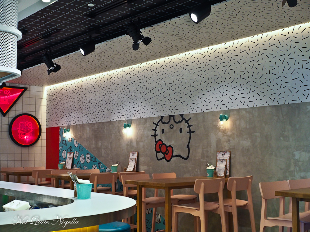 Hello Kitty Diner Chatswood
