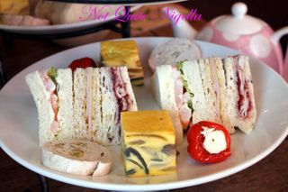 High Tea at the Loft: Christmas in July