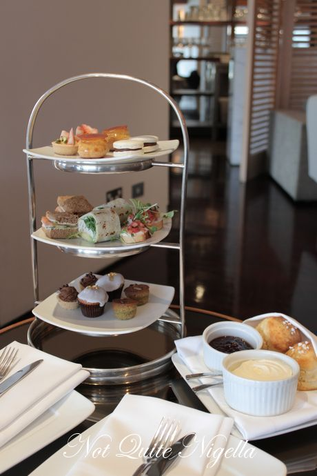 park hyatt high tea