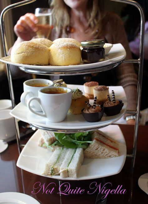 High Tea at the Sir Stamford, Circular Quay