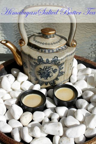 Himalayan Salted Butter Tea