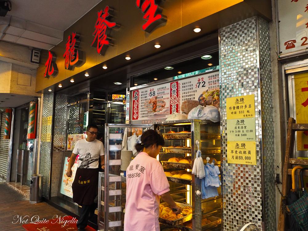 Sham Shui Po Tai Hang Hong Kong