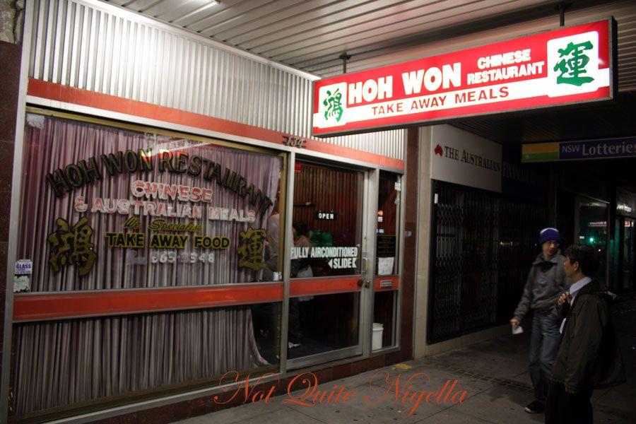 Hoh Won, Kensington