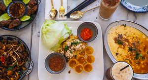 The Good Eats At Ho Jiak, Haymarket