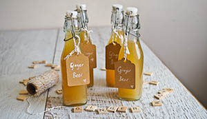 Edible Christmas Gifting: Chilli Ginger Beer {Fermented}!