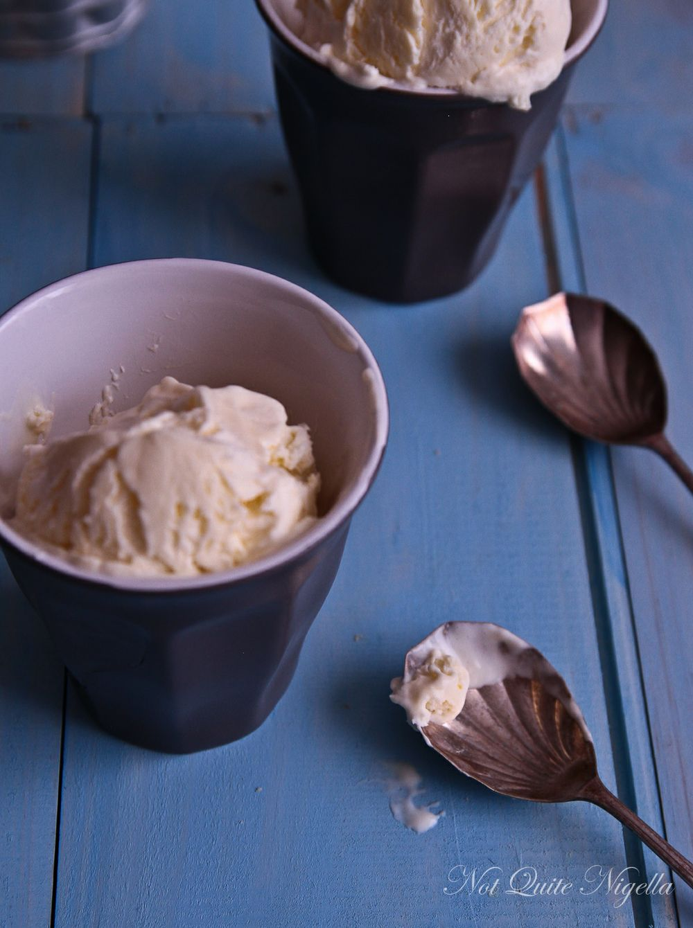 blue ribbon vanilla ice cream