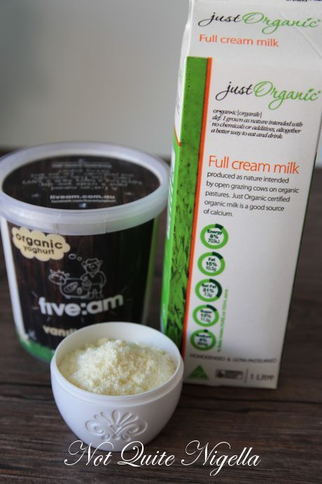 Made From Scratch: Yogurt in a Thermos or Oven!