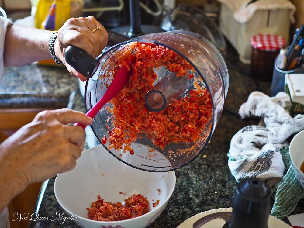 Homemade Chinese XO Sauce