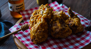 Clucking Delicious! Honey Butter Fried Chicken