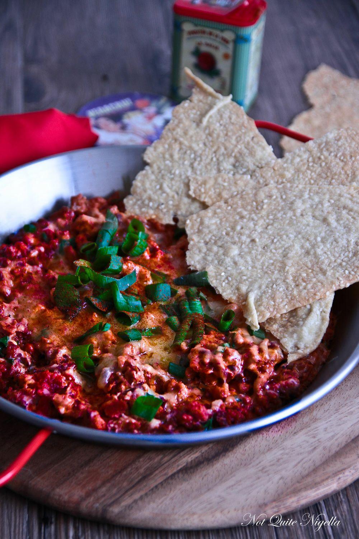 chorizo cheese dip