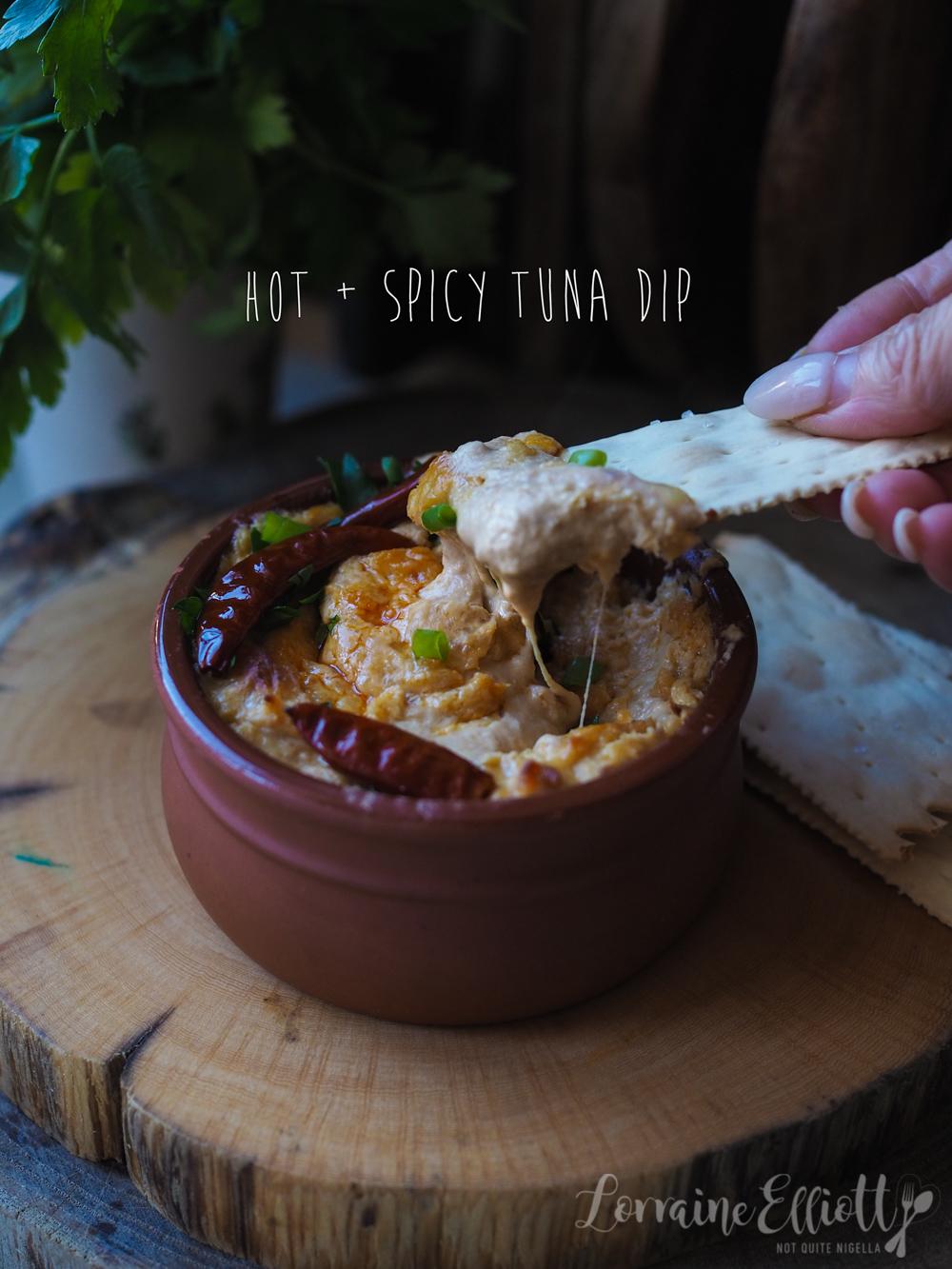Hot Tuna Dip