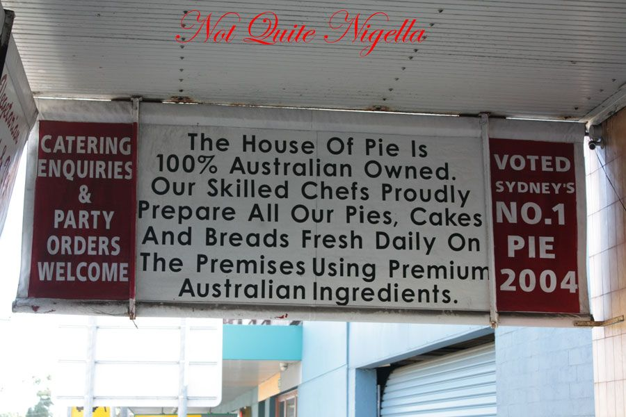 House of Pie, Matraville