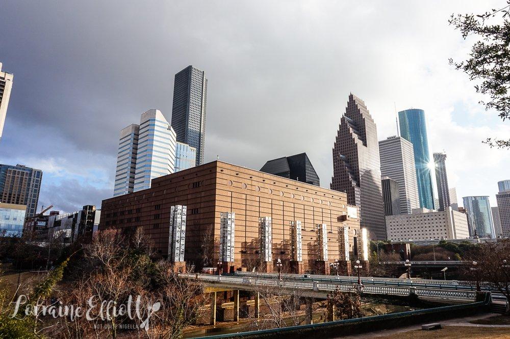 Houston Best of Itinerary