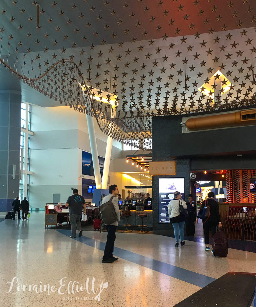 Houston Airport Tour