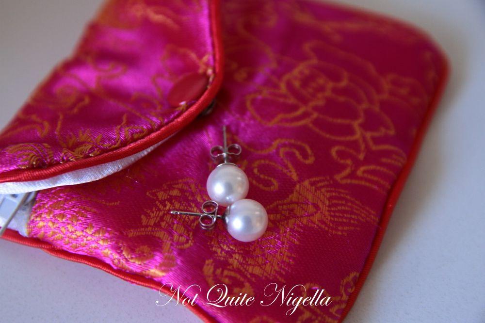 Hong Kong pearls