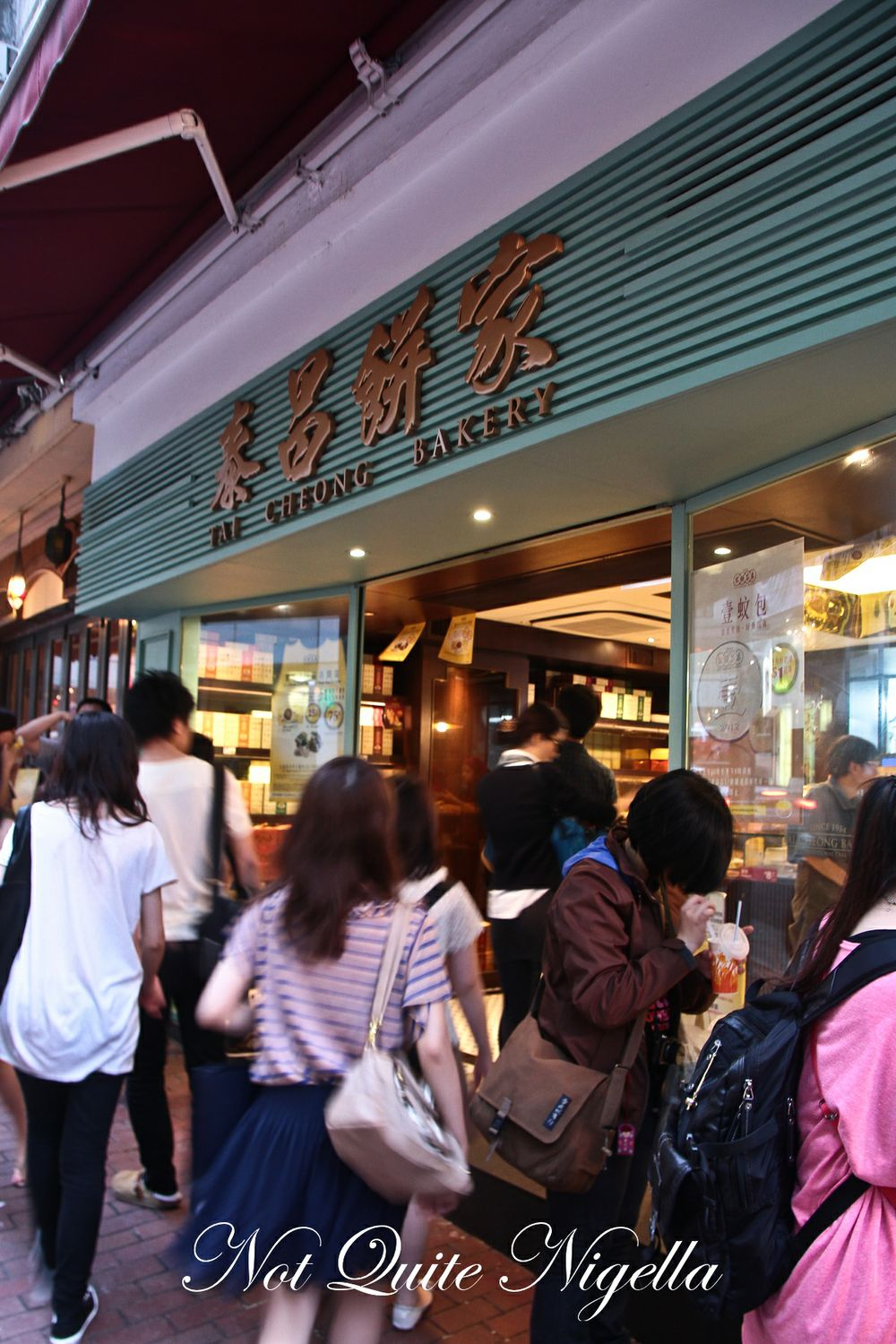hong kong food tour
