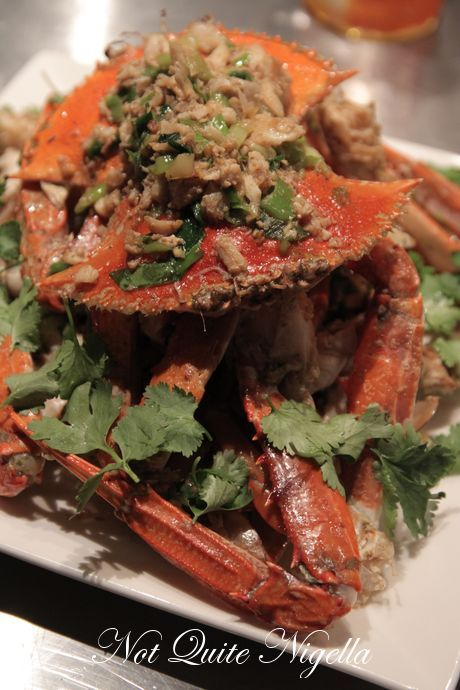 chilli crab sydney seafood school