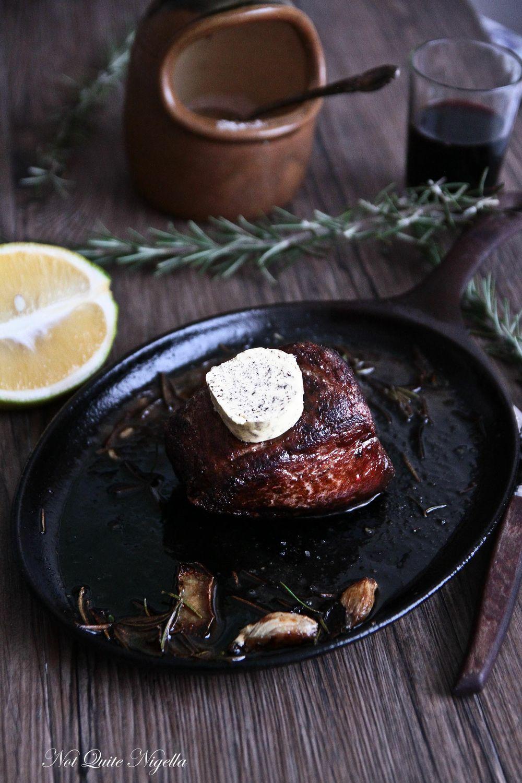 the perfect steak heston
